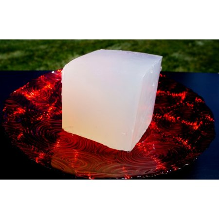 ULTRA CLEAR TRANSPARENT ORGANIC GLYCERIN MELT & POUR SOAP BASE 100% PURE 5