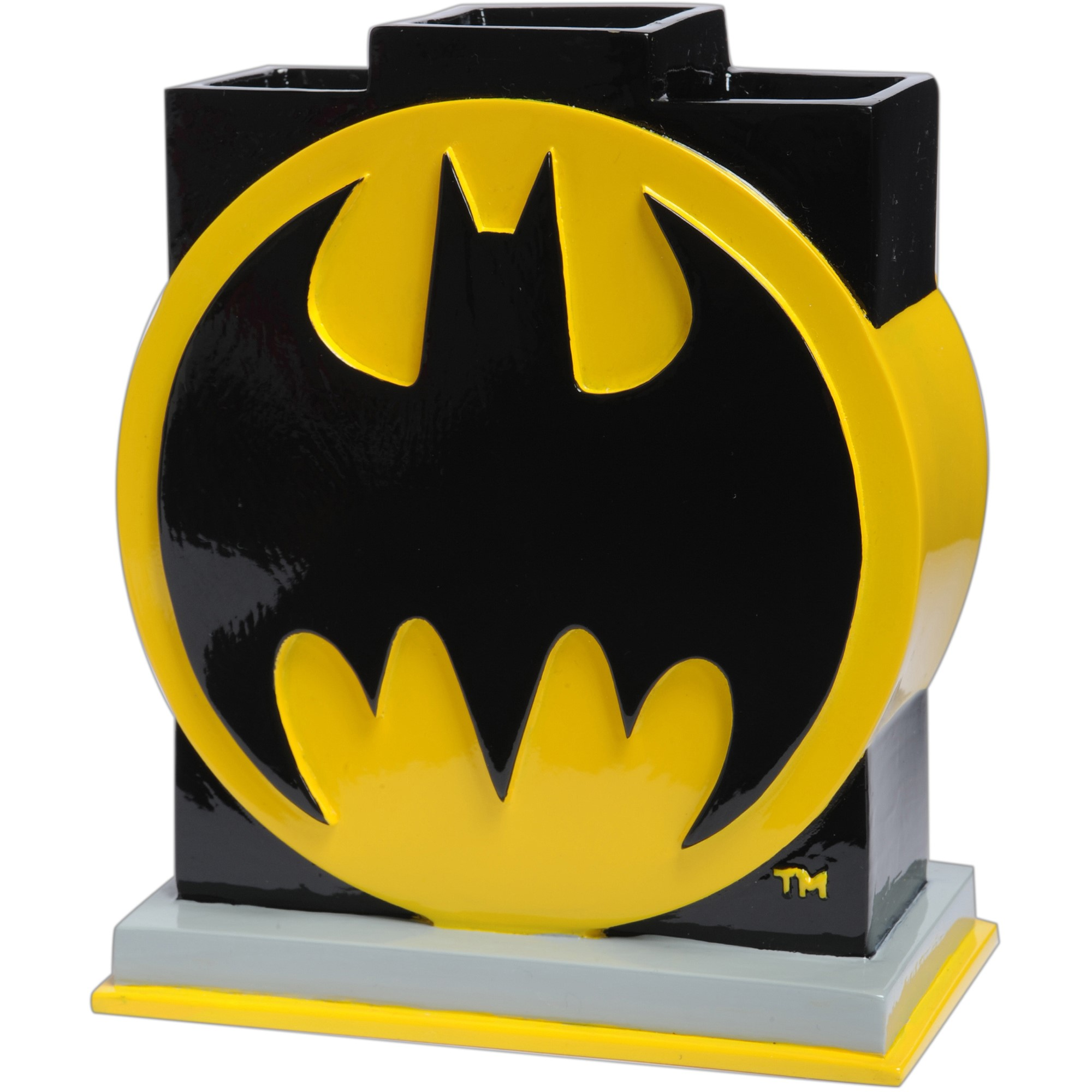 Batman Logo Toothbrush Holder, 1 Each