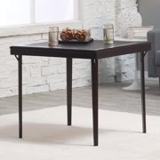 Cosco 32 in. Square Premium Wood Folding Card Table