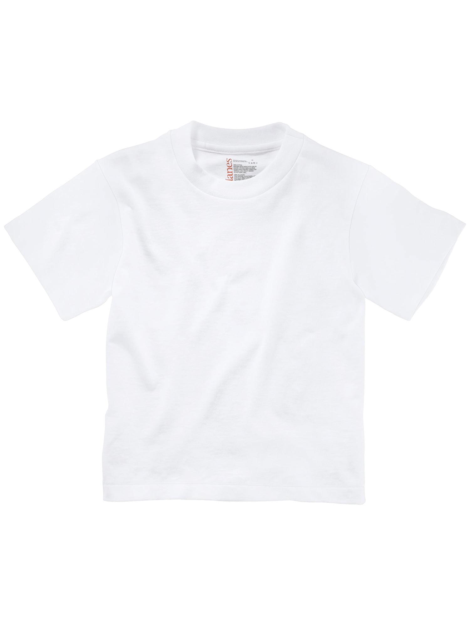 4T Girls Cat and Plain White T Shirt