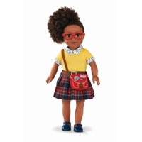 "My Life As 18"" Poseable Foreign Language Tutor Doll, Choose from 3 Styles"