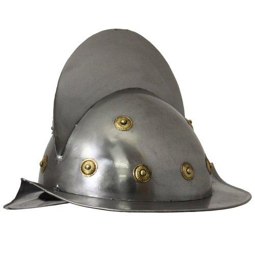 EC World Imports Antique Replica 15th Century Spanish Conquistador Comb Morion Helmet by EC World Imports