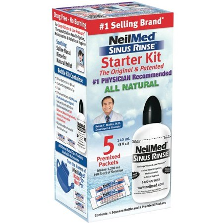 Neilmed Sinus Rinse Starter Kit 1 Each