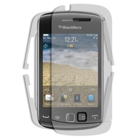 - Skinomi Clear Full Body Protector Phone Film Cover for BlackBerry Curve 9380