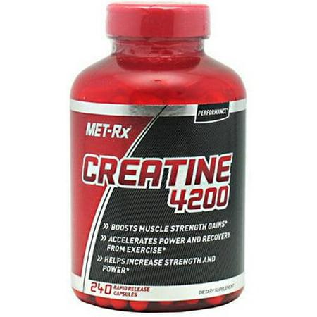 MET-Rx Creatine 4200, 240 CT