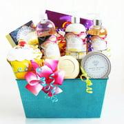 Birthday Cake Batter Spa Delight Gift Basket