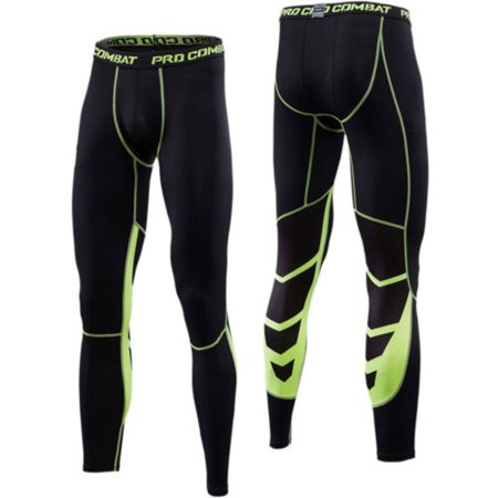 Tight Spandex Pants (Men Gym Fitness Compression Base Layer Long Pants Tight Workout Sports Leggings)