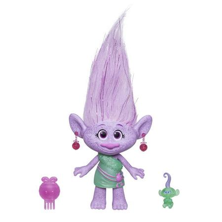 DreamWorks Trolls Gia Grooves and Troll Baby - Trolls Dreamworks