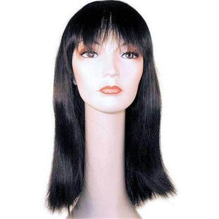 Lacey Wigs LW518VT Perruque Cleo Long Deluxe, Violet - image 1 de 1