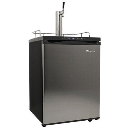 "EdgeStar KC3000  24"" Wide Kegerator with Digital Display for Full Size Kegs"