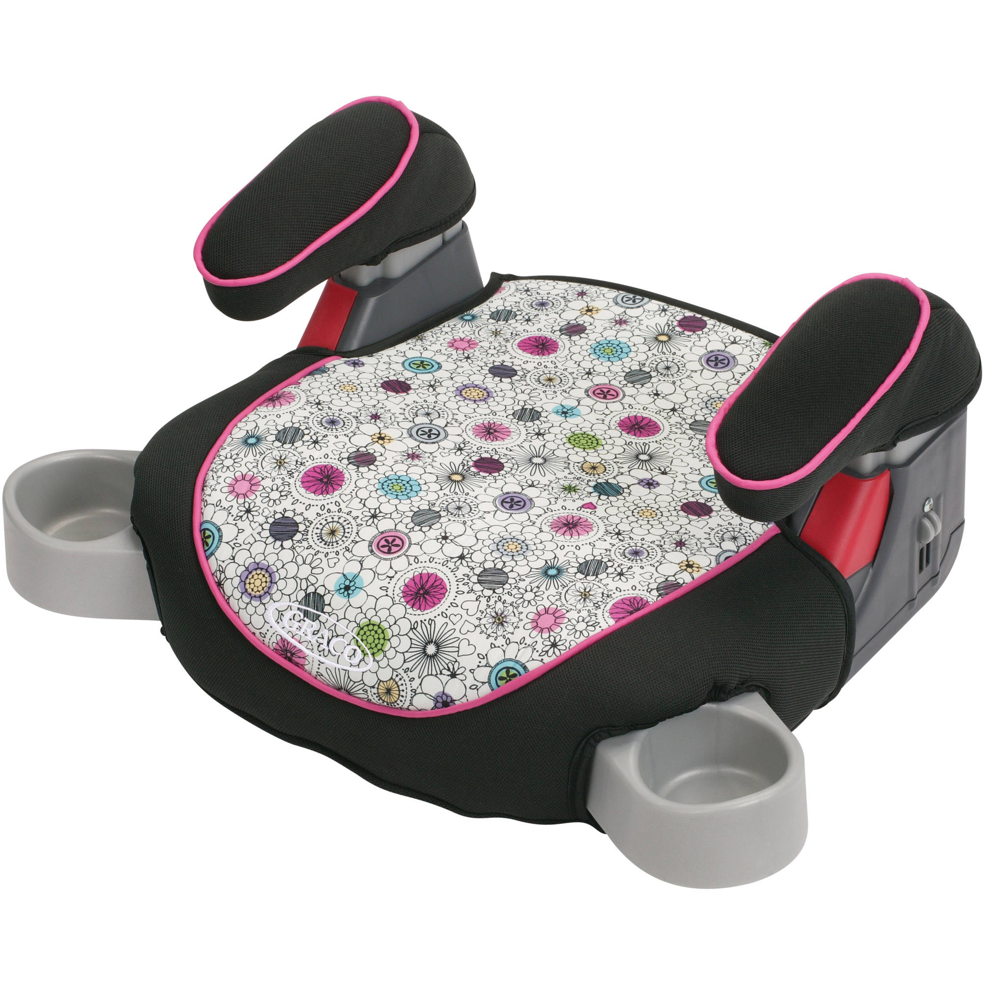 Graco Backless TurboBooster Booster Car Seat, Claire