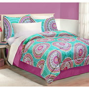 Teen Scene Medallion Comforter Set