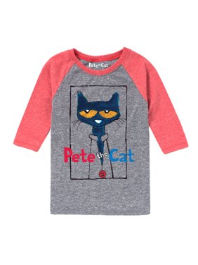 7a7638c5 Product Image Pete The Cat Frame With Button - Toddler Raglan