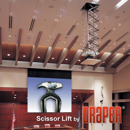 Draper Scissor Lift SL12 Mounting kit ( electric lift by Draper Inc
