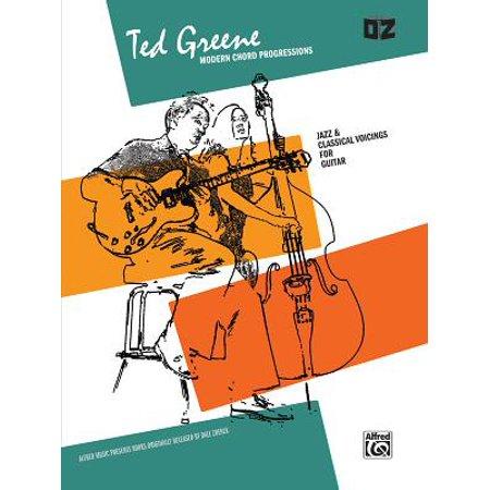 Ted Greene -- Modern Chord Progressions
