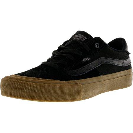 e8d2254963f4ee Vans Men s Style 112 Pro Black   Gum Ankle-High Canvas Skateboarding Shoe -  8.5M - Walmart.com