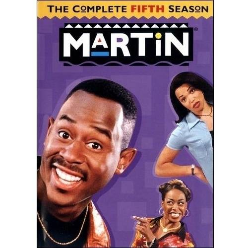 Martin: The Complete Fifth Season (Full Frame)