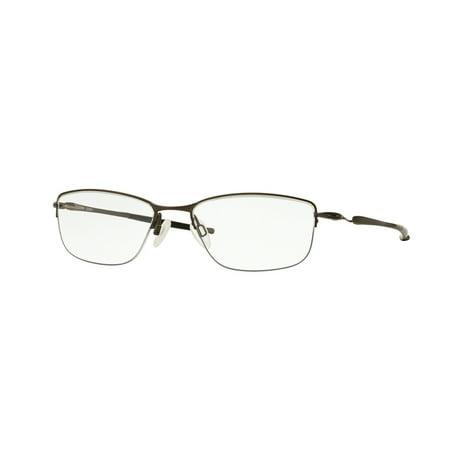 fe495590c98 Oakley 0OX5120 Lizard 2 Semi Rim Square Eyeglasses for Unisex - Size 54 -  Walmart.com