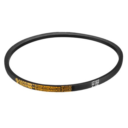 A-28 Drive V-Belt Girth 28-inches Industrial Power Rubber Transmission