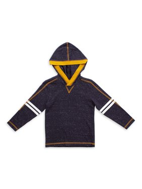 Bear Camp Hooded Tee (Little Boys and Big Boys)