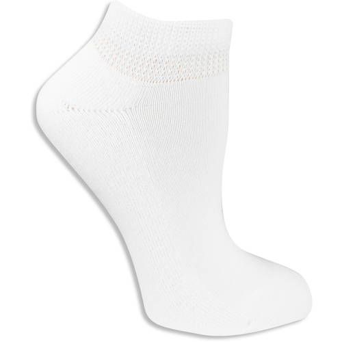 Dr. Scholl's Women's Diabetes & Circulatory Diabetic Low Cut Socks 2-Pack