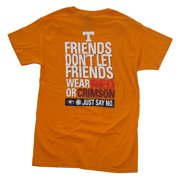 University of Tennessee Friends Don't Let Friends Wear Red or Crimson SS T-shirt
