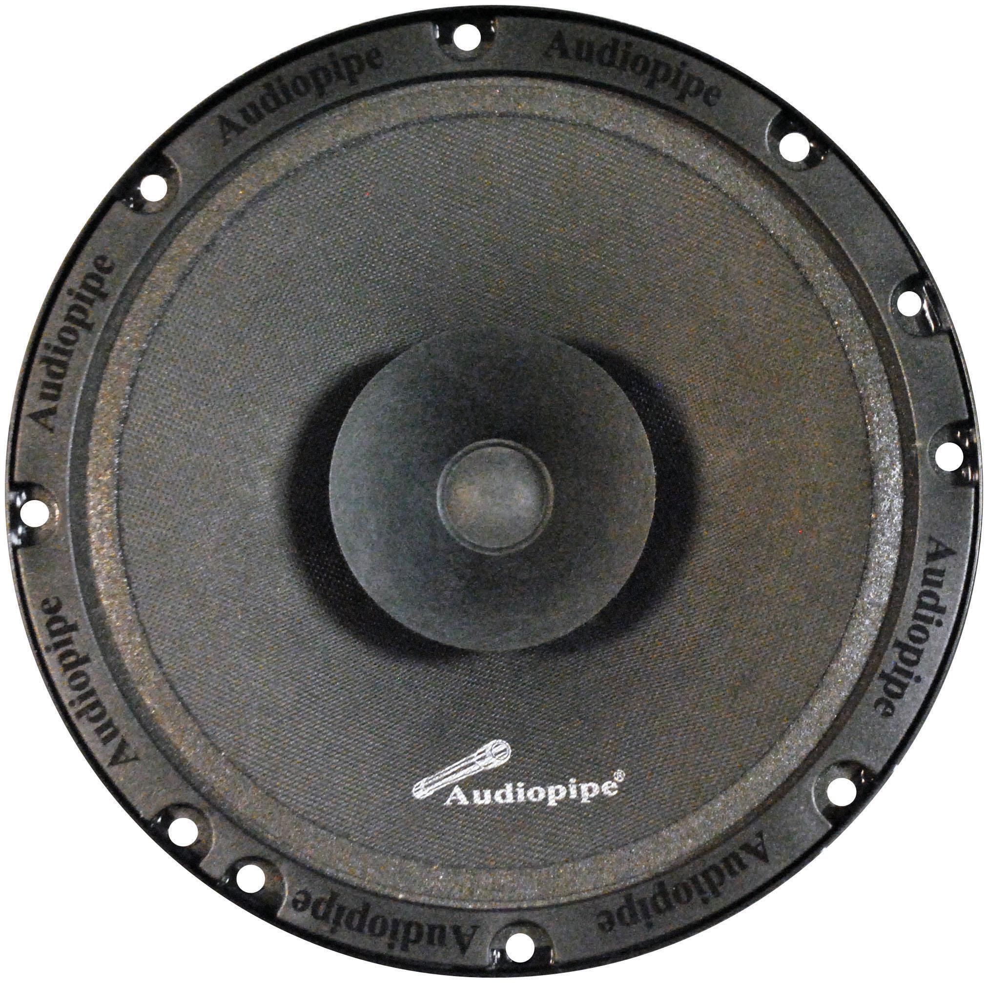 "Audiopipe APMB1611DL 6.5"" Loudspeaker 120w Max Sold In Pairs"