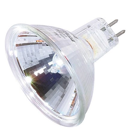Satco S1967 ESX 20W 12V MR16 Narrow Spot halogen light bulb Mr16 Frosted Lens