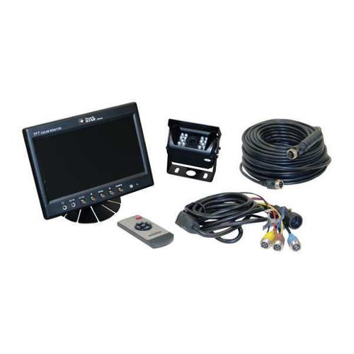 BUYERS PRODUCTS 8881200 Rear View Camera System, 7 in. Monitor