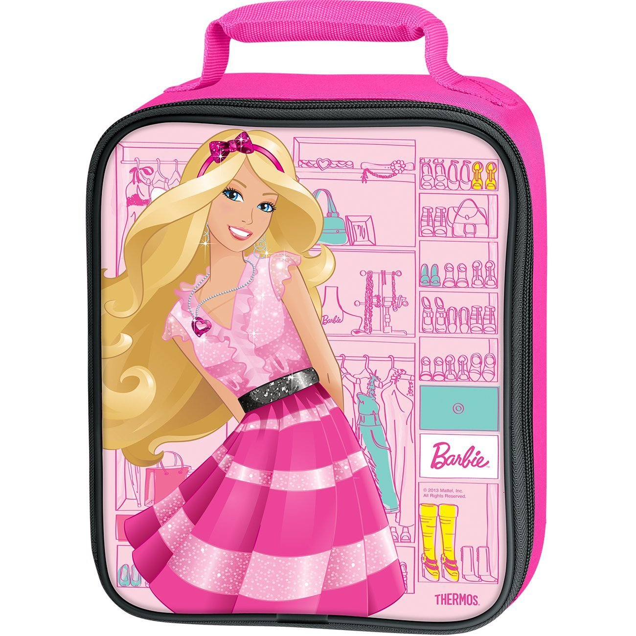 Thermos Novelty Lunch Kit, Barbie Purse - K43401T