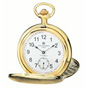 Charles-Hubert Paris Men's 3907-GRR Classic Collection Pocket Watch