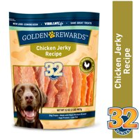 Golden Rewards Chicken Jerky Dog Treats