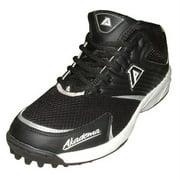 Akadema AKD-TURFBLK-14 Zero Gravity Turf Shoes - Black - Size 12. 5