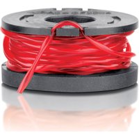 Hyper Tough Twisted Trimmer Line Replacement Spool, 2pk