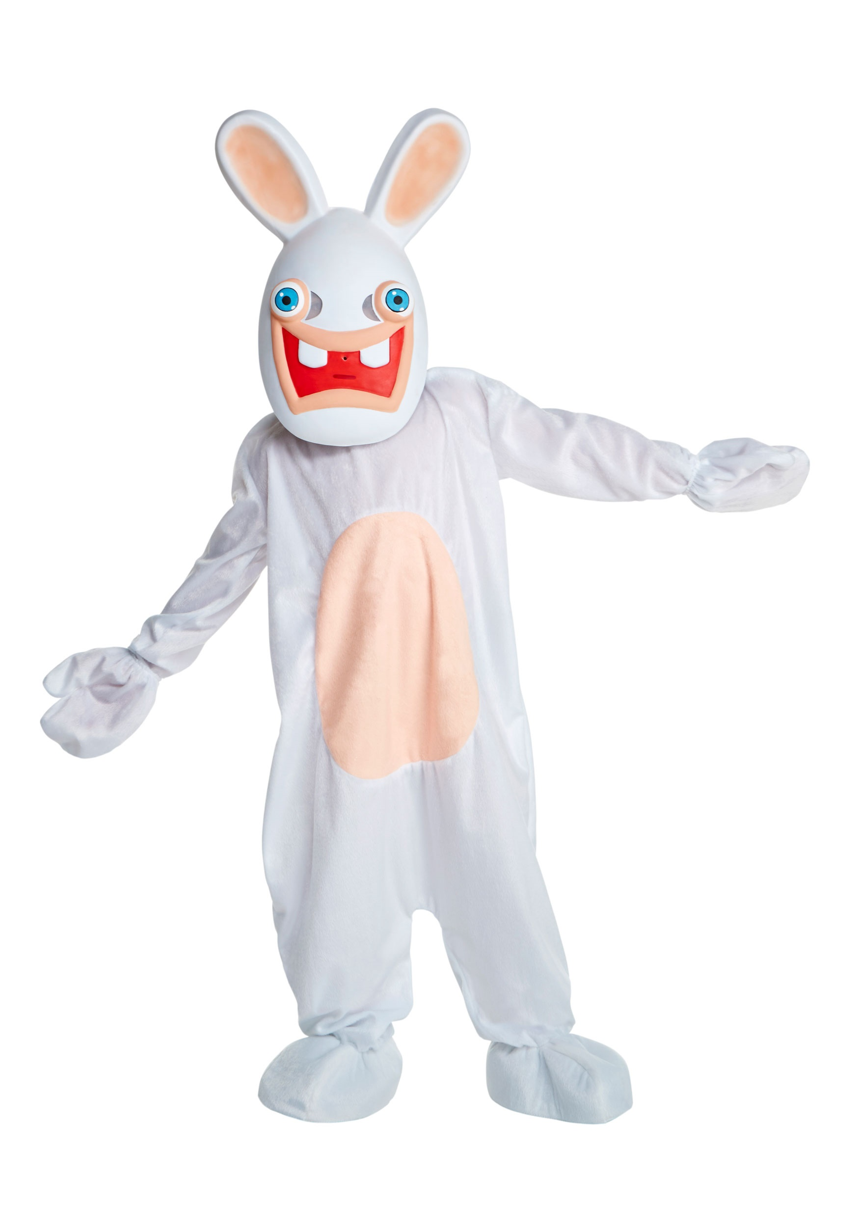Deluxe Rabbids Kids Costume by
