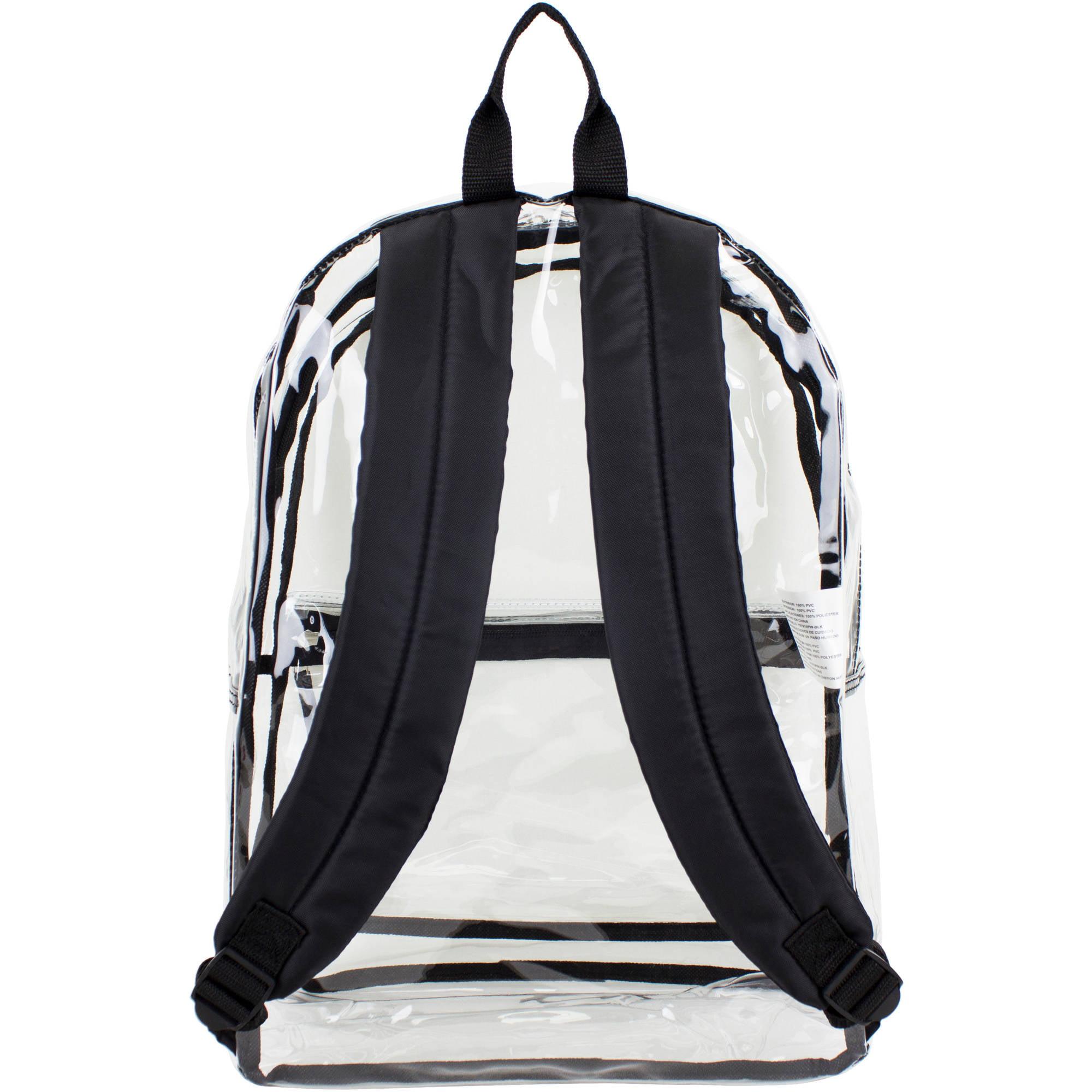 9da9780b57 Walmart Clear Backpack In Store- Fenix Toulouse Handball