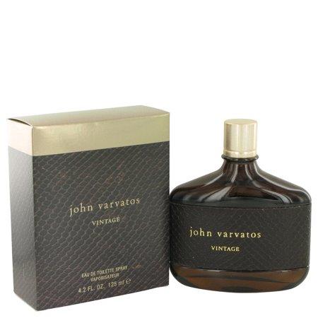 John Varvatos John Varvatos Vintage Eau De Toilette Spray for Men 4.2 oz