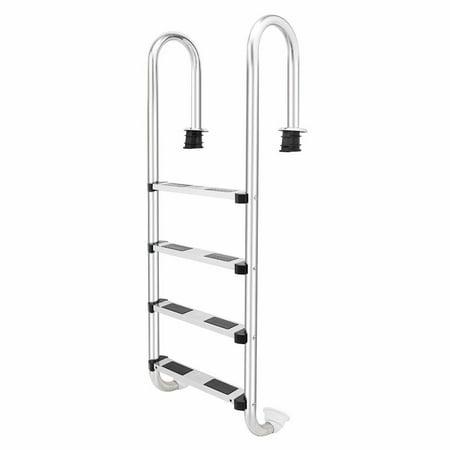 U05 4-Step Swimming Pool Ladder