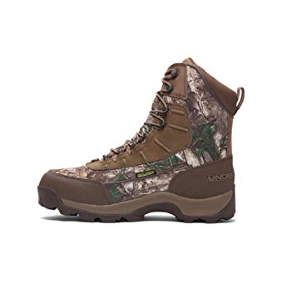 c1e90980172 Under Armour Brow Tine - 800g Hunting Boots 1240080-946 Realtree Ap  Xtra/Fawn - Size 10