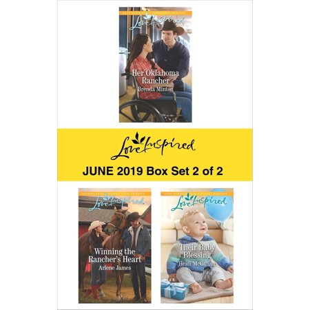Harlequin Love Inspired June 2019 - Box Set 2 of 2 - (Best Android Box June 2019)