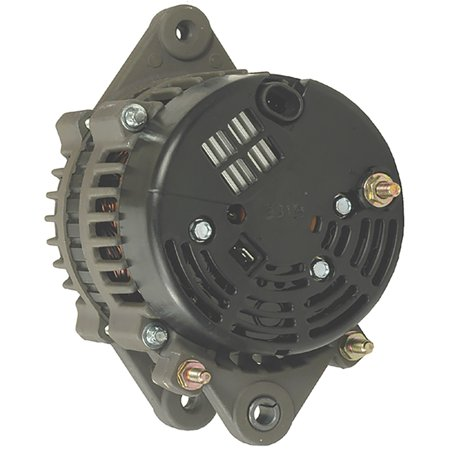 New Alternator for 8.2L Mercruiser Model 600SCI 2 2002 12Clock 70Amp Internal Fan Type Internal Regulator 12V 19020601 19020611 19020612 863077-1 863077T