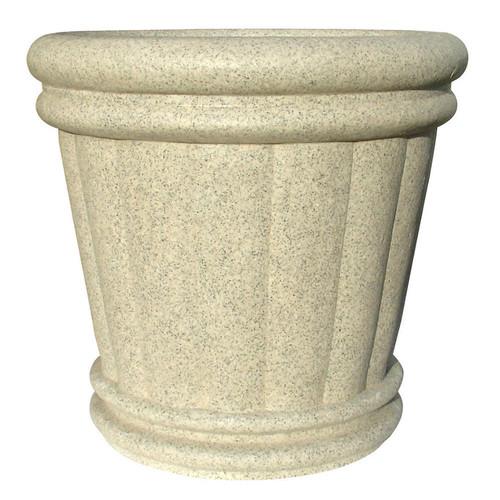 Qualarc Round Urn Planter by Qualarc