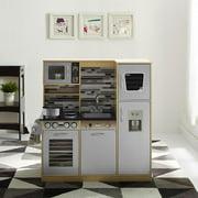 Naomi Kids Gourmet Kitchen Set-Color:Natural