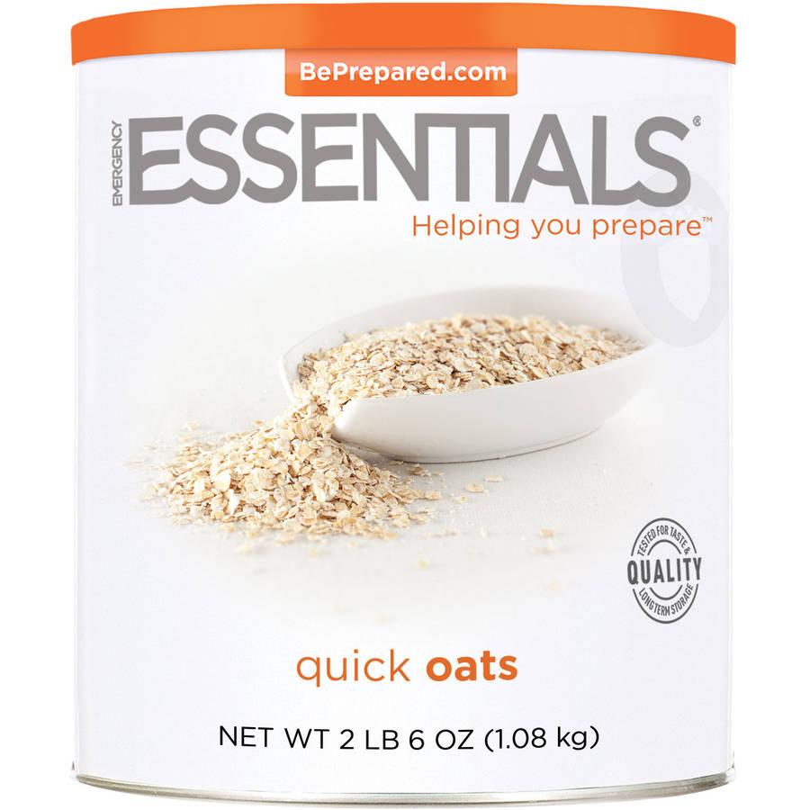 Emergency Essentials Quick Oats, 38 oz