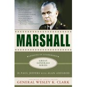 Marshall: Lessons in Leadership - Paperback