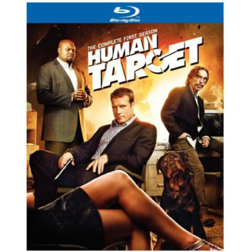 Human Target: The Complete First Season (Blu-ray)