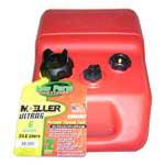 Moeller Portable Fuel Tanks - Moeller 6.5 Gallon Fuel Tank With Handle - 13.5