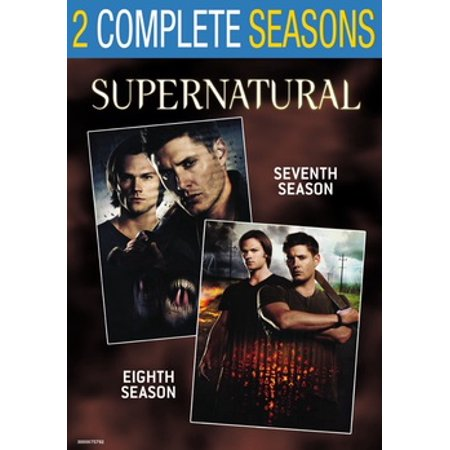 Supernatural: Seasons 7 & 8 (DVD) - The Middle Halloween Season 7