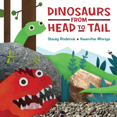 Dinosaurs From Head to Tail - eBook](Diy Dinosaur Tail)