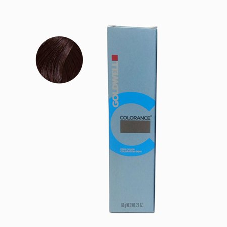 Goldwell Colorance Demi Color Acid Semi-Permanent Hair Color Coloration (2.1 oz. tube) (Color : 5R - (Teakwood Color)